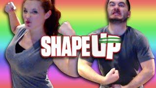 EXTREME WORKOUT CHALLENGE - Shape Up
