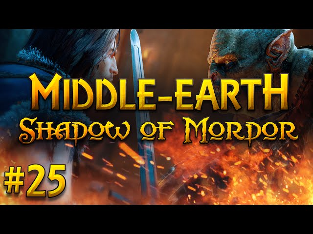 Middle-earth: Shadow of Mordor #25 - Rescue Party