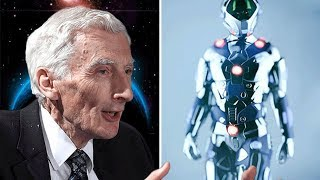 """Interstellar Posthumanity?"" - Royal Astronomer connects AI/Transhumanism & Space Travel..."
