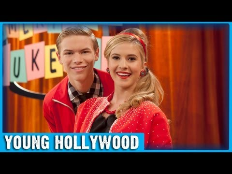 Caroline Sunshine on SHAKE IT UP & Disney's Christmas Album!