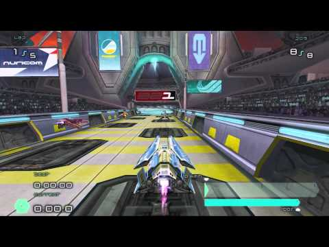 PS2 - Wipeout Pulse - PCSX2 1.0 - 1080p
