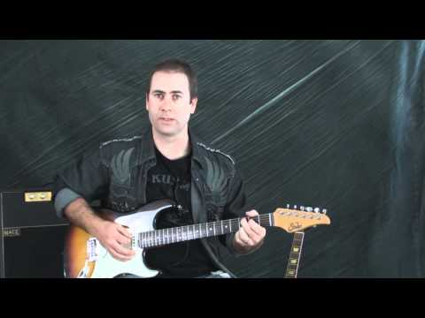 Guitar Tones Lesson - getting tones with a Strat style guitar