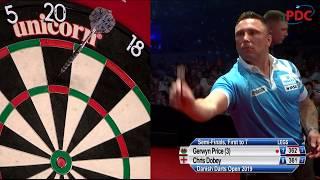 Price v Dobey - Semi-Final - 2019 Danish Darts Open