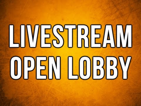 Livestream & Open Lobby – Join Details in Description! – Black Ops 2 Live