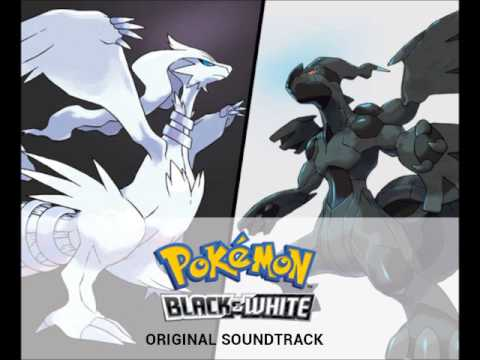 Pokémon Black White Complete OST