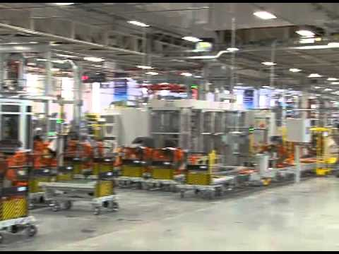 Joinville - General Motors inaugura fábrica em Joinville