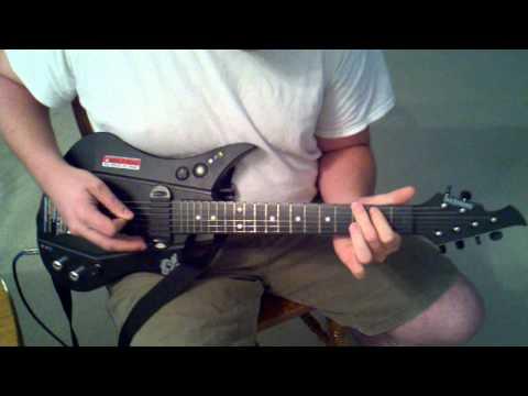 Power GIG Six String Xbox 360 Guitar & Amp Demo