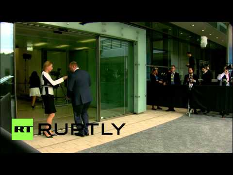 Luxembourg: EU defence ministers arrive for informal meeting