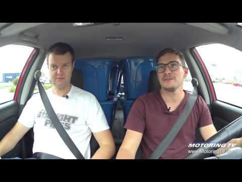REVIEW: 2007 Toyota Matrix with Yuri & Jakub