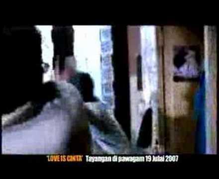Love Is Cinta - Trailer 1