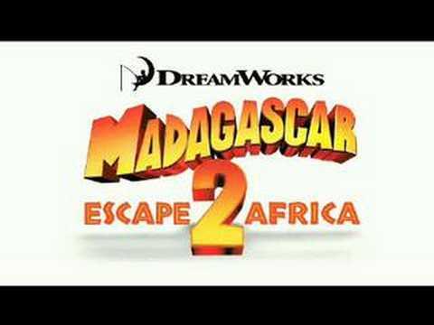 馬達加斯加電影預告