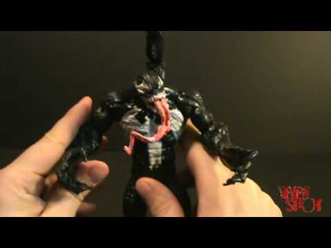 Toy Spot - Hasbro Spiderman 2008 Scorpion Stinger Venom Figure