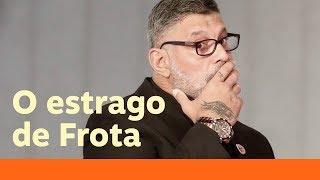 O estrago de Frota é maior do que o Bolsonaro poderia acreditar
