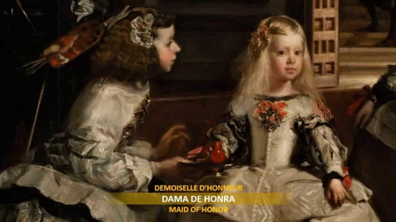 describ the formal qualites of las meninas by deigo velazquez