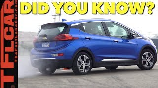 Chevy Bolt Electric: Top 5 Things You Didn't Know!