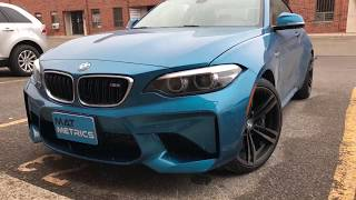 MatMetrics.ca - BMW M2 Custom Fit Car Floor Mats
