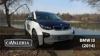 Bmw i3 - drivetest și review - Cavaleria.ro