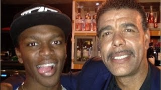 Gillette Movember Outing With Chris Kamara