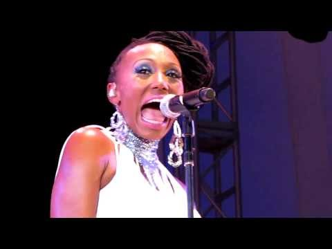 Nile Rodgers&Chic, Thinking Of You, Damrosch Park, NYC 7-25-12