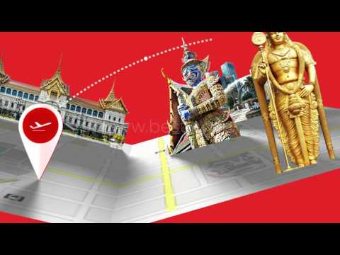 AirAsia TVC AD - International