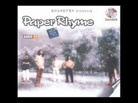 Paper Rhyme - Ondhokar Ghore