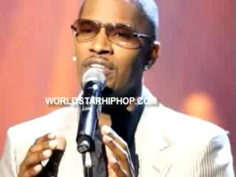 Jamie Foxx Sorry 4 Miley Cyrus Sex Tape Comment video