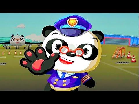 Аэропорт Доктора Панды - Dr. Panda's Airoport