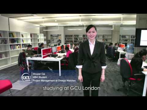 MBA Luxury Brand Marketing GCU London Chinese