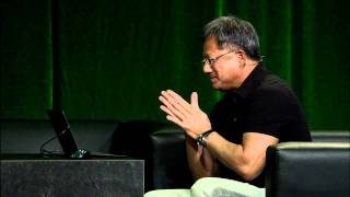 NVIDIA Press Conference @ CES 2012 - Gaming on Tablets