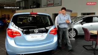 Vauxhall Meriva Review