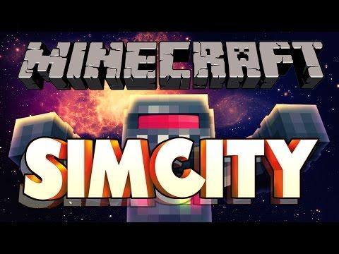 MINECRAFT - SIM CITY! (Simburbia)