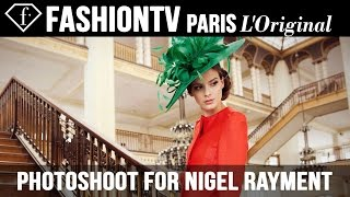 SPP Models: Shooting for Nigel Rayment | FashionTV