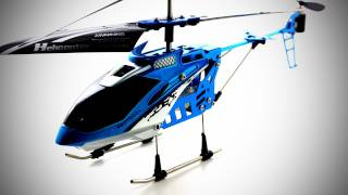 Protocol Falcon Jet RC Helicopter Unboxing