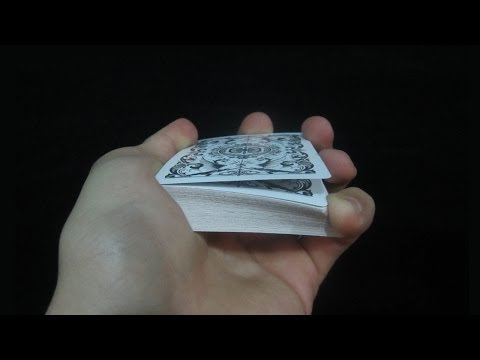 Pinky Count Tutorial   Be A Card Magic Expert   Must Learn Magic Sleight video