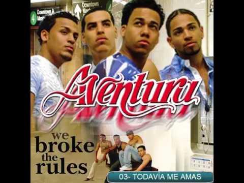 We broke the rules (Aventura) [2002]