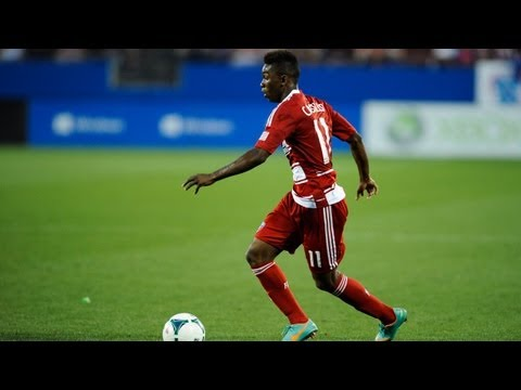 GOAL: Fabian Castillo finds the back of the net