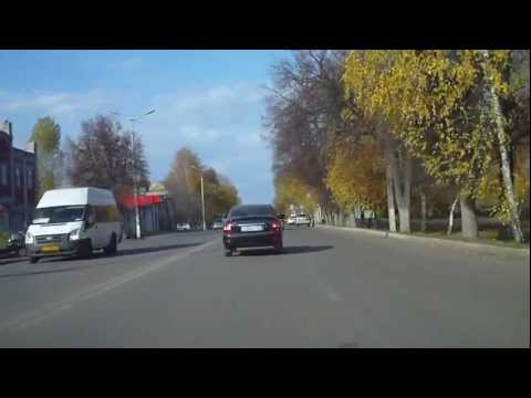 Проезд по Бугульме.MP4