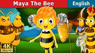 Maya the Bee in English | Story | English Fairy Tales