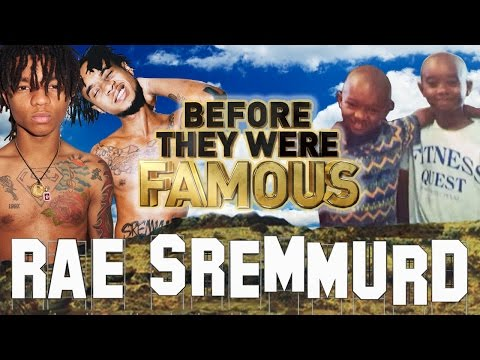 RAE SREMMURD - Before They Were Famous - Black Beatles