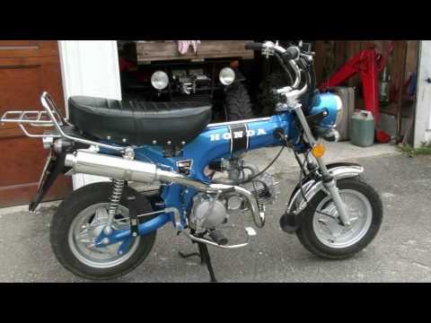 Skyteam dax 150cc