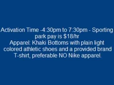 seeking brand ambassadors  to represent Microsoft at the Sporting KC game