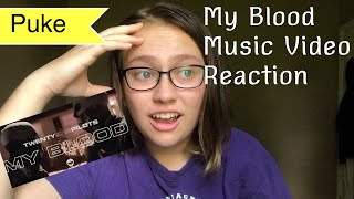 My Blood Music Video Reaction // Twenty One Pilots