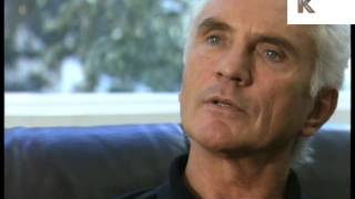Terence Stamp on the Explosion of the 1960s, 1990s Archive Interview Footage