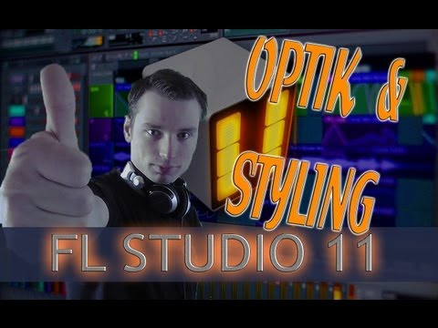 FL STUDIO 11 - ANFÄNGER TUTORIAL - OPTIK & STYLING - PATTERN BLOCKS - DJ CONDOR