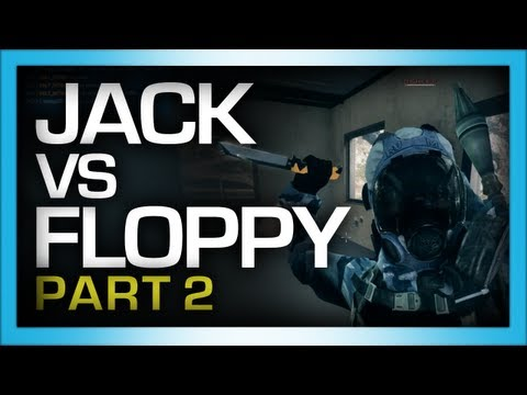 JACK VS FLOPPY PART 2 - Battlefield 3
