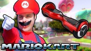 Mario Kart Hoverboards