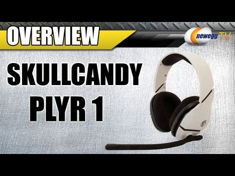 Skullcandy PLYR 1 Headset Overview - Newegg TV