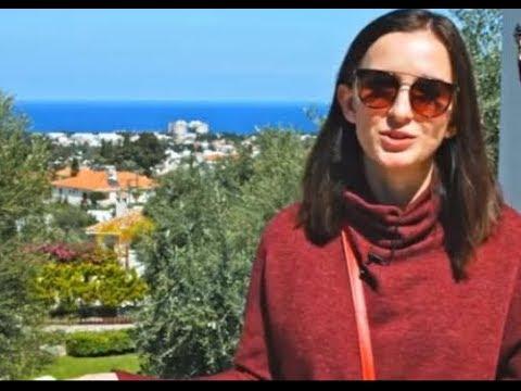 Маргарита Марсо показала как идет ремонт в доме на Кипре ))