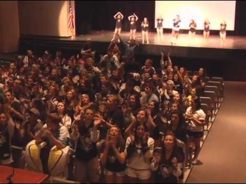Plum High School 4th Annual Pittsburgh Penguins Lipdub (Ripdub)