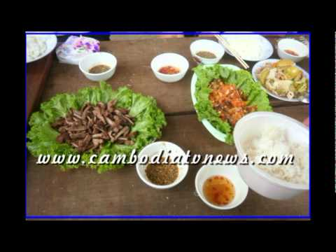 Khmer Cambodian Foods Music Song Cambodia News